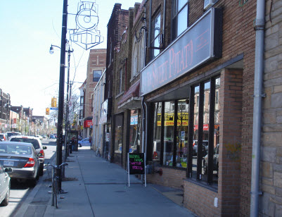 Dundas west independent food retailer