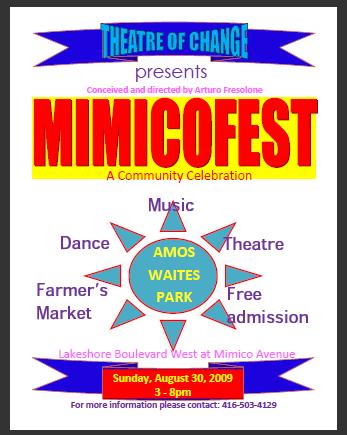mimicofest 2009