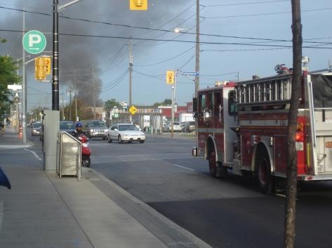 Jane and Dundas scrap fire 005