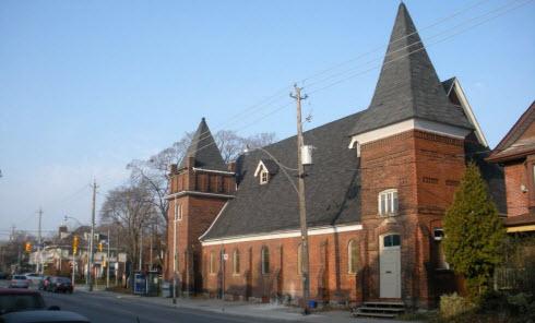 200 Annette Street – Czechoslovak Church Development - Update Nov 29
