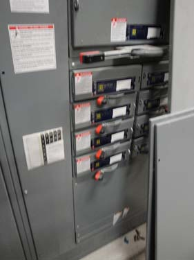 Individual  control switches
